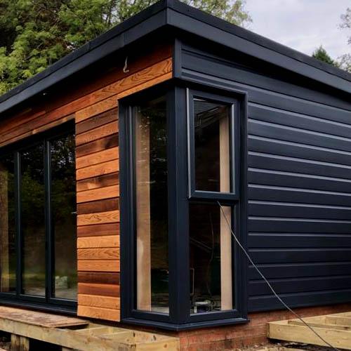 Worskop Garden Room Design & Build