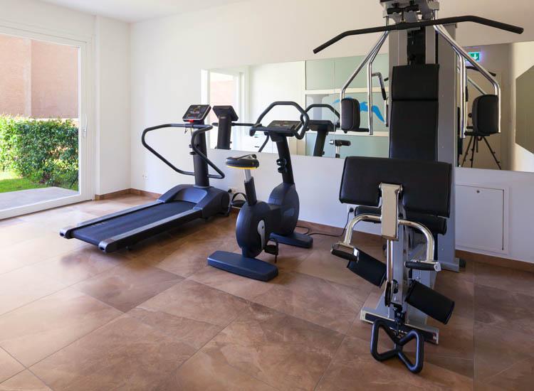 Home Gym Garden Rooms