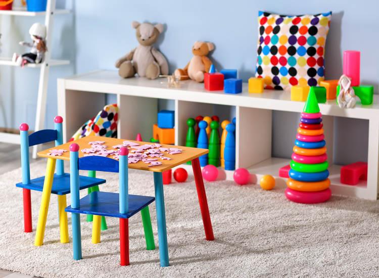 Garden Playrooms
